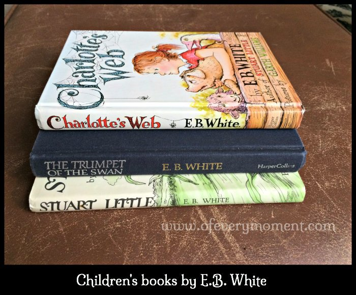 reading, children's books, E.B. White