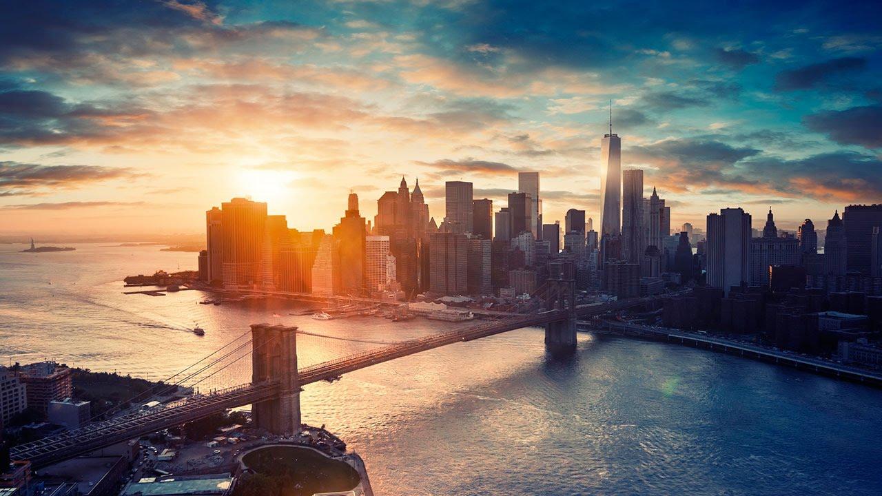 Главные достопримечательности бурлящего Нью-Йорка
