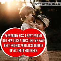 Quotes About Brothers Day