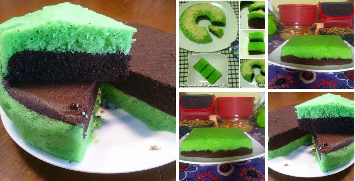 Resep Cake Kukus Coklat Sederhana: Resep Boenda Nur: Ini Dia Resep Brownies Kukus Coklat