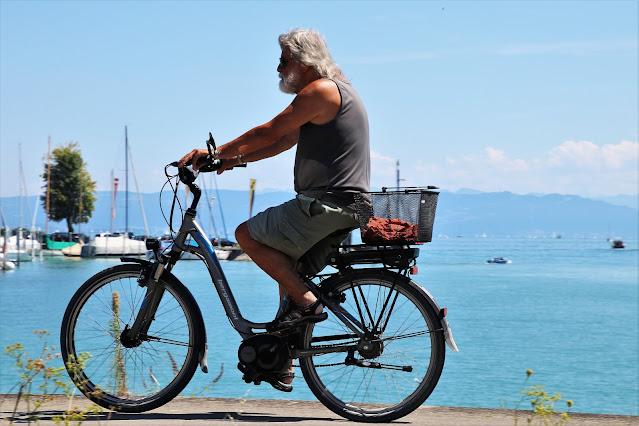 Ebike con motore centrale - www.glialchimisti.com