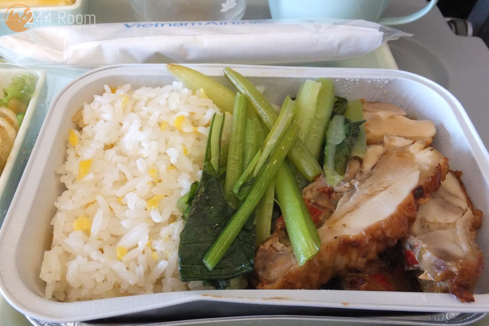 ベトナムエアライン機内食 Vietnam Airlines Flight meal3