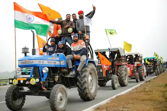 Farmers Can Enter Delhi without Disturbing Republic Day Parade: Police