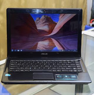 Jual Laptop ASUS K42J Core i3 ( M370 ) di Malang