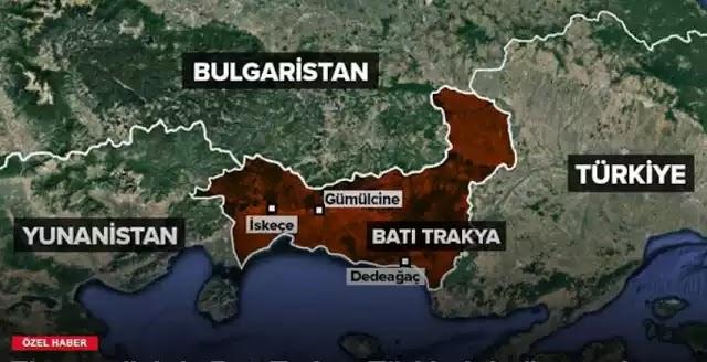 Οι τούρκοι θέτουν ζήτημα «Δυτικής Θράκης» – Ζητάνε ειδικό καθεστώς!