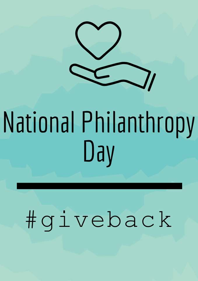 National Philanthropy Day Wishes Beautiful Image