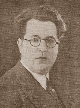 Francisco Ojeda Cobos, director del Torneo Nacional de Madrid 1941