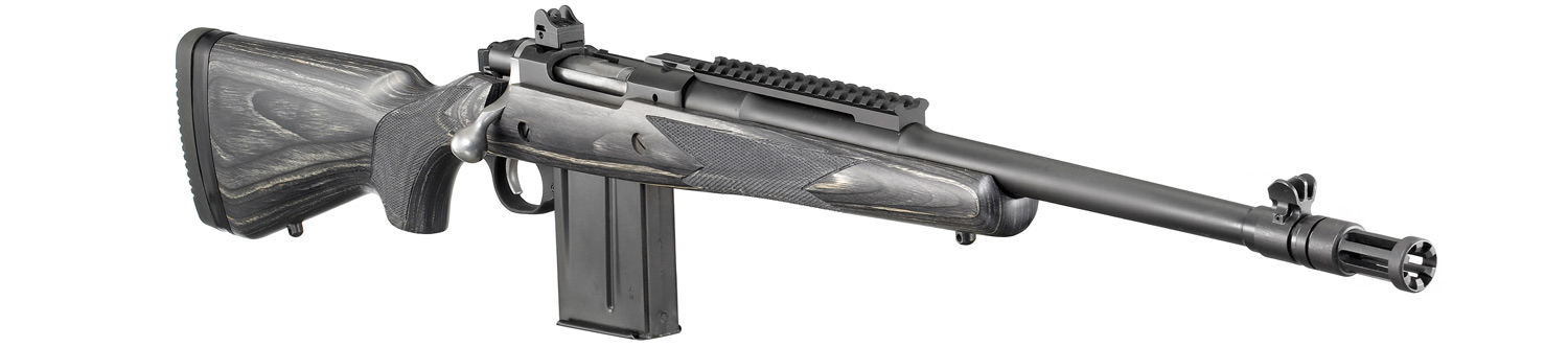 SHOOT: Ruger Scout Rifle