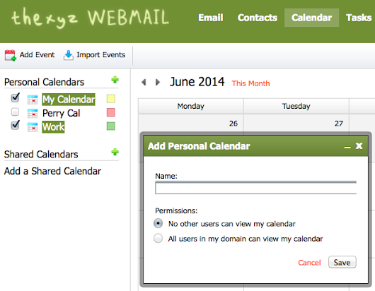 Thexyz Blog: 4 Tips To Better Organize Your Life With An Email Calendar