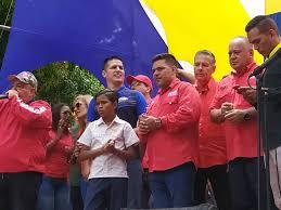 """Cabello dice que se conformará un CNE """"con el que en la oposición se sientan cómodos"""""""