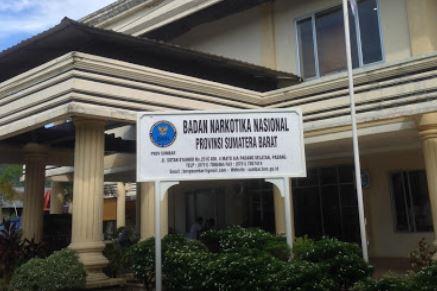 Alamat Lengkap dan Nomor Telepon BNN Kabupaten/Kota se-Sumatera Barat