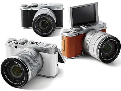 Fujifilm X-A2 Mirrorless Digital Camera Firmware Latest Driverをダウンロード