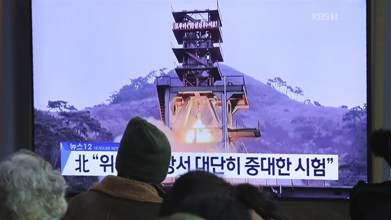 North Korea claims another 'crucial test' at its rocket facility