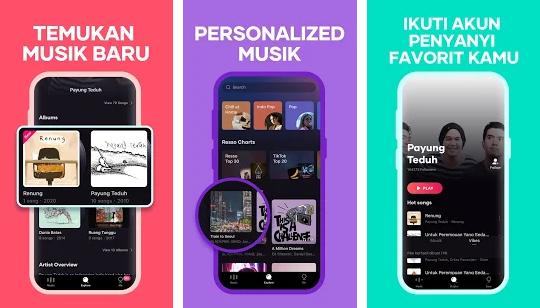 Aplikasi Resso Itu Apa? - Aplikasi Resso adalah aplikasi untuk streaming musik terbaik yang dikembangkan oleh perusahaan pembuat TikTok, yaitu ByteDance,Kelebihan Aplikasi Resso,Fitur – Fitur Aplikasi Resso Yang Menarik Untuk  Kamu Gunakan,Download Aplikasi Resso Untuk Streaming Musik Lebih Mudah Di Android mu,Cara Menggunakan Aplikasi Resso Untuk Berbagi Lirik Lagu Kepada Teman Media Sosial