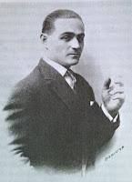 Adolf Dymsza na początku kariery
