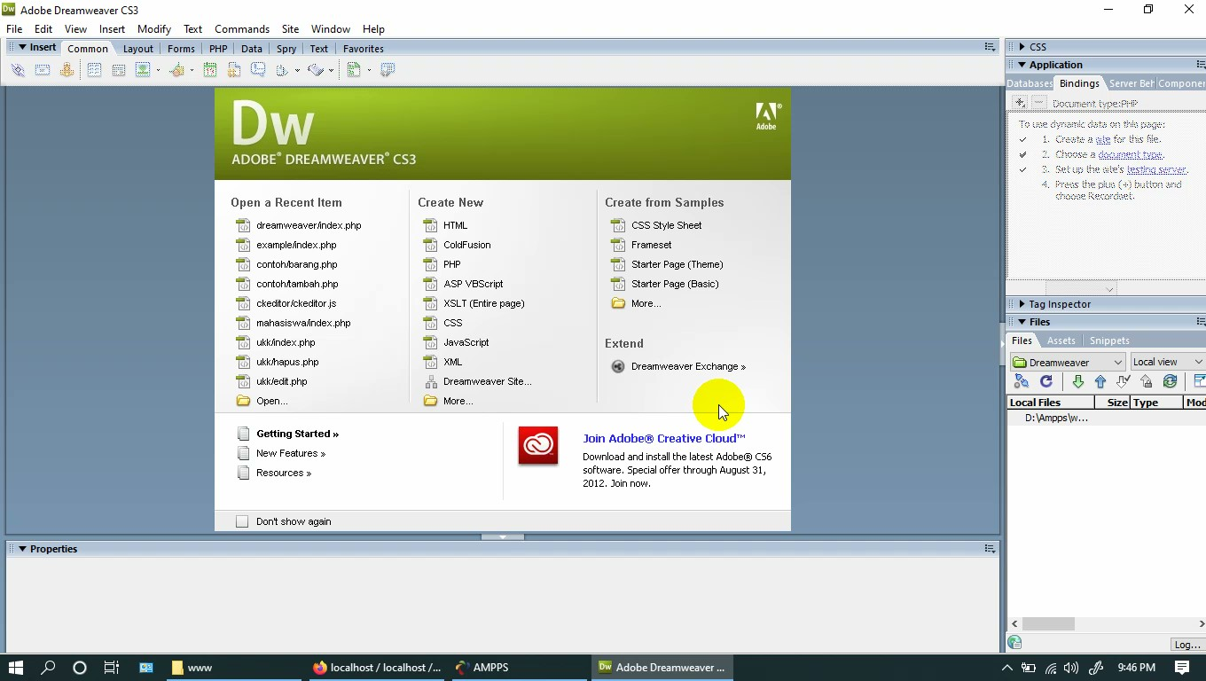 Adobe Dreamweaver CS 3 Full Version