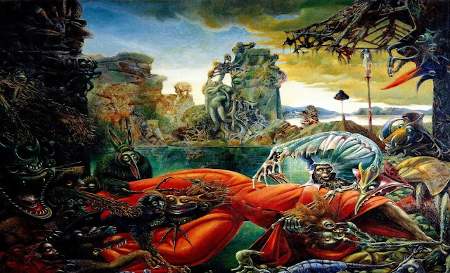 Max Ernst - The Master of Surrealism