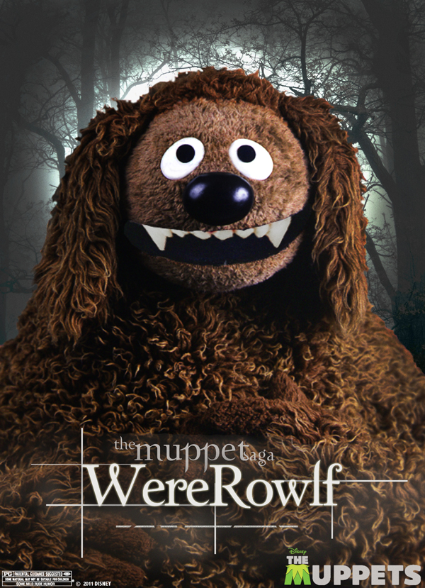 Rolf de Jacob Los muppets