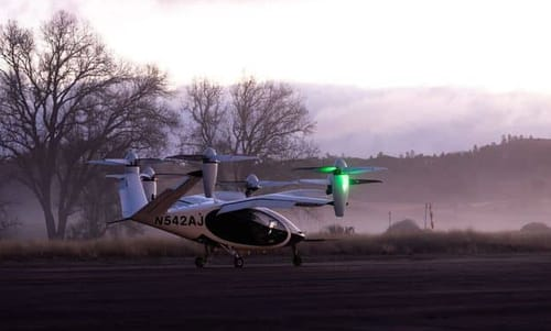 NASA and Joby Aviation are working together to test electric flying taxis
