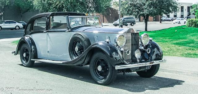 1936 Rolls-Royce