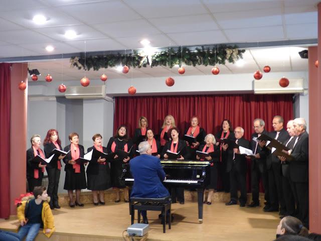 """Η Δημοτική Χορωδία Επιδαύρου στην ειδική τιμητική εκδήλωση για την """"Παγκόσμια Ημέρα Ατόμων με Αναπηρία"""""""