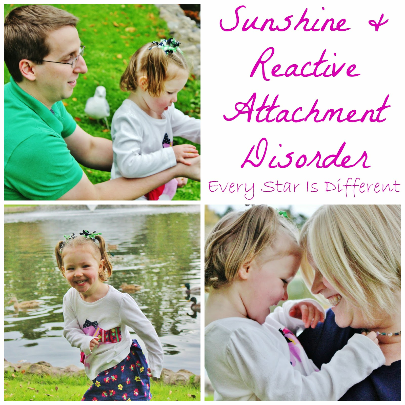 Sunshine and Reactive Attachment Disorder