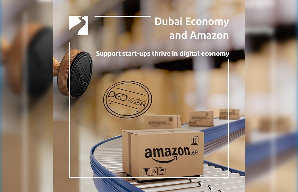 DED - Amazon cooperation to help digital economy