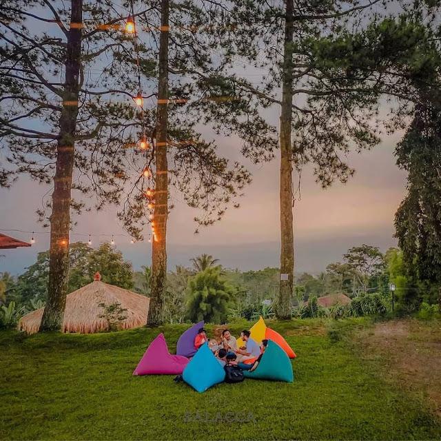 Tempat Nongkrong di Bogor View Bagus Terbaru