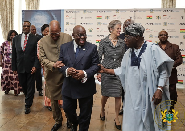 """Inter-Agency Collaboration At The Heart Of Ghana's Counter Terrorism Policy"" – President Akufo-Addo"