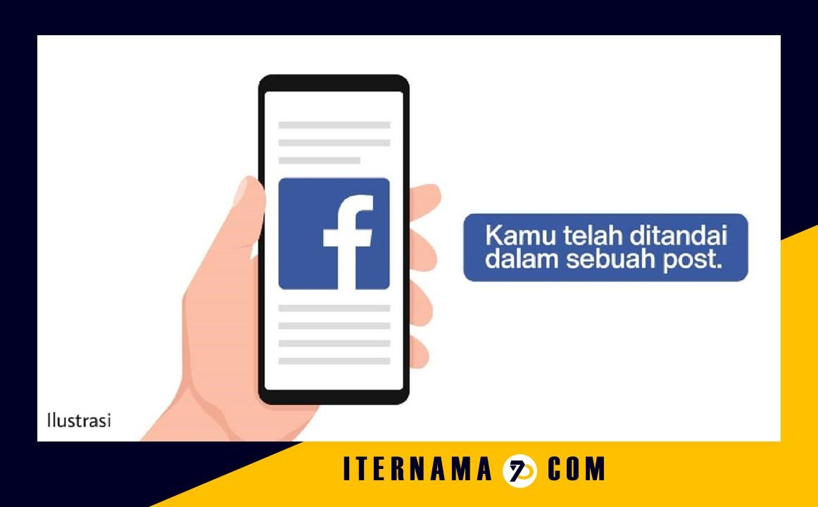 TAG di Facebook Dengan Umpan Konten tak Senono