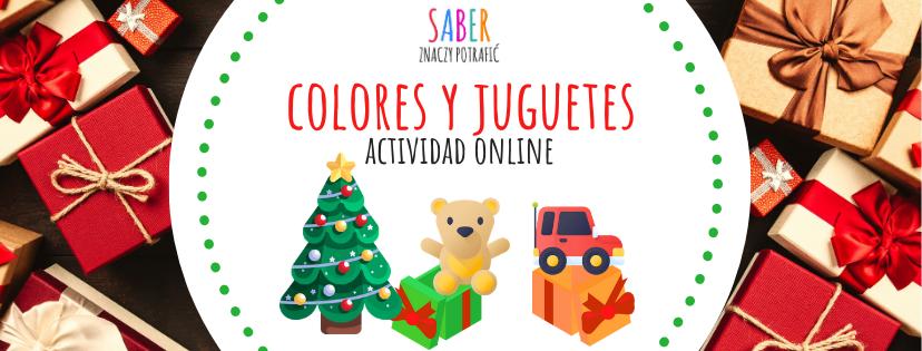 COLORES Y JUGUETES: actividad interactiva | Kolory i zabawki: online