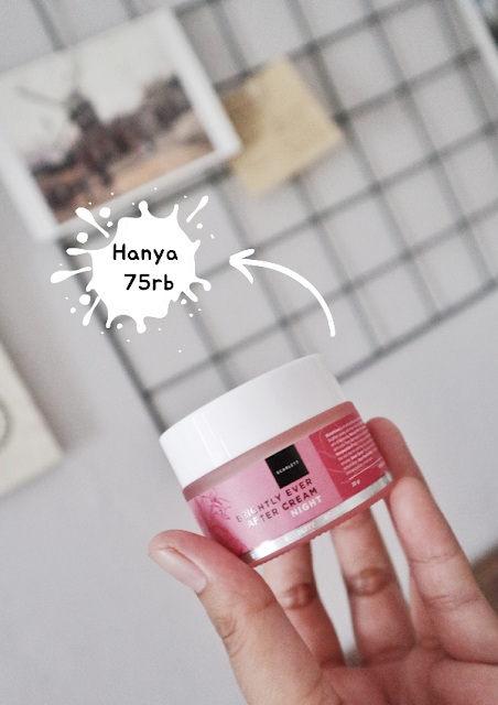 Review: Scarlett Face Care Brightly Ever After Day and Night Cream