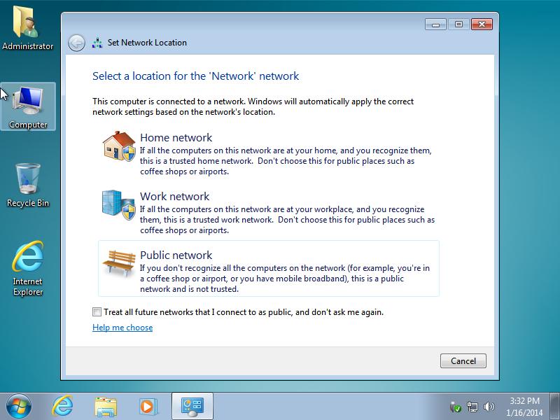 Microsoft Windows 7 SP1 Super lite x86 v2 0 Included