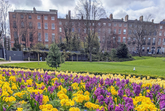 Best free things to do in Dublin: Merrion Square Park