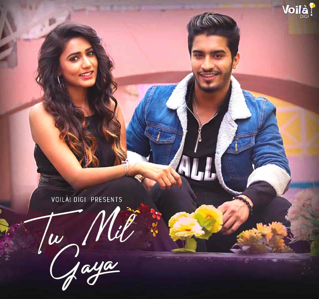 Tu Mil Gaya Song Images Faiz Baloch and Gima Ashi
