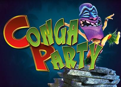 Conga Party ist Microgaming Slot Spiel mit 5 Walzen und 30 Gewinnlinien.Dieser Slot ist mit dem Conga-Tanz inspiriert.Dies ist ein farbenfroher und sich schnell bewegender Slot mit einigen erstaunlichen Bonus-Features.Die Rollen sind dunkel und stehen vor dem Hintergrund eines düsteren Unterholzes.Außerdem tanzt ein kleiner Charakter direkt über den Walzen.Sie können dieses Spielautomat auf Seite gratis testen oder besuchen Sie Microgaming Casinos, 8/ Bozova