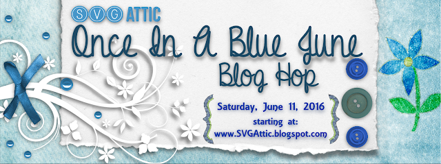 ScrappyScrappy: SVG Attic - Once in a Blue June Blog Hop Cinderella High Heel #scrappyscrappy #svgattic #highheel #cinderella #svg #cutfile #papercraft