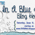 Once In a Blue June Blog Hop