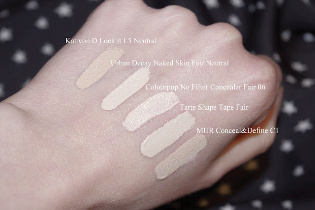 Tarte Shape Tape Contour Concealer Fair