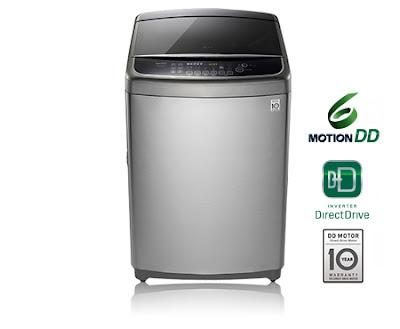 lg direct drive washing machine manual