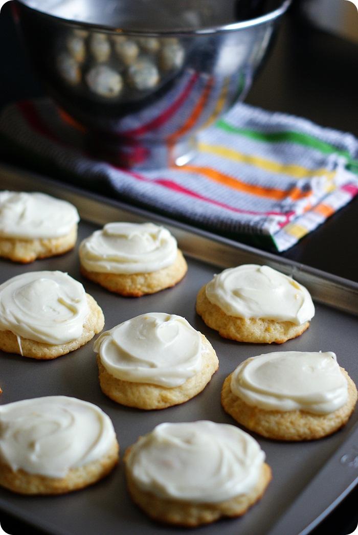 meyer lemon-brown butter cookies