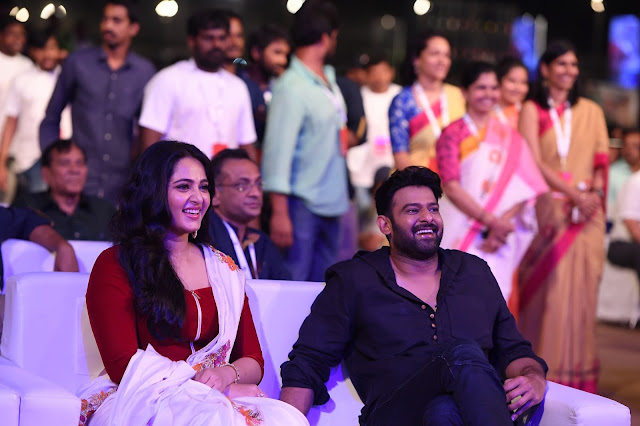 Baahubali 2 Telugu Movie Pre Release Event
