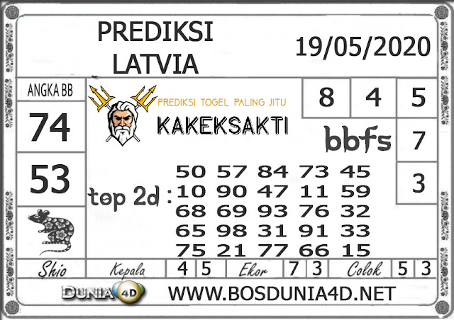 Prediksi Togel LATVIA DUNIA4D 18 MEI 2020