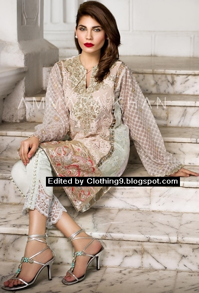 Ammara Khan Magnificent Formal Wear