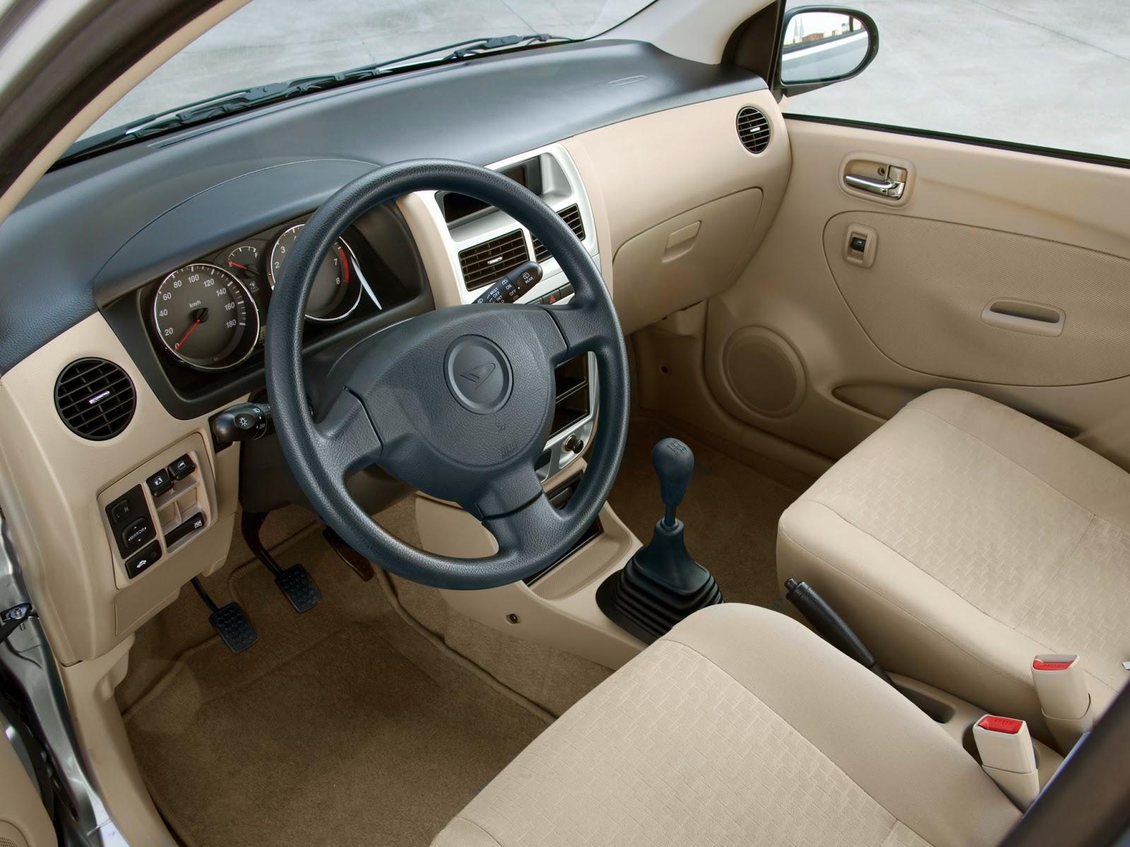Daihatsu Cuore, L251, VI, niedrogie, miejskie auto, mały samochód, miejski, silnik 3-cylindrowy, wnętrze