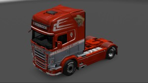 Scania RJL S Verbeek 5 Series