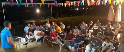 Homenaje a Jaume Anguera, 29/6/2019 - Golf Pich&Putt Can Mascaró