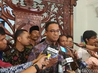Anies: 115 Orang di Jakarta dalam Pemantauan Terkait Virus Corona
