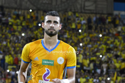 لاعب الاسماعيلي باهر المحمدي يرغب في الرحيل عن النادي