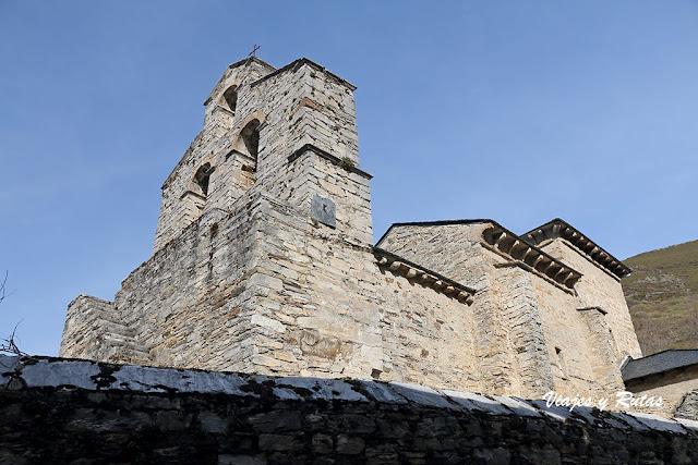 Iglesia de Peñalba de Santiago, León